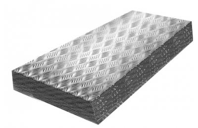 Алюминиевый рифленый лист (Квинтет)