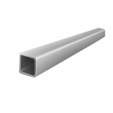 Алюминиевая профильная труба АД31, Т1 60x25x3x4000
