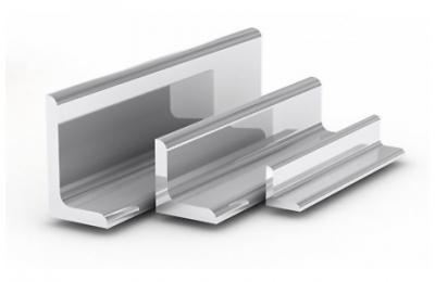 Алюминиевый профиль (уголок) 20x20x1,0x3000